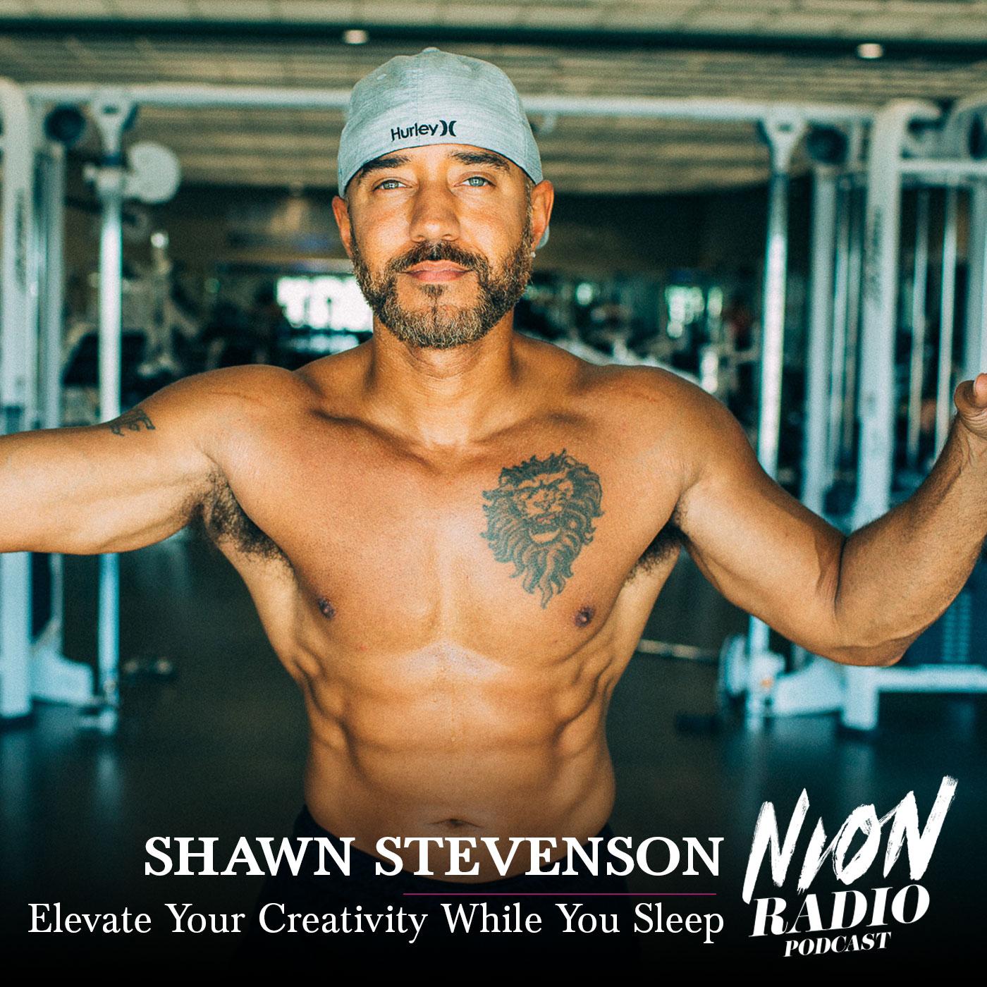 Shawn Stevenson on Nion Radio